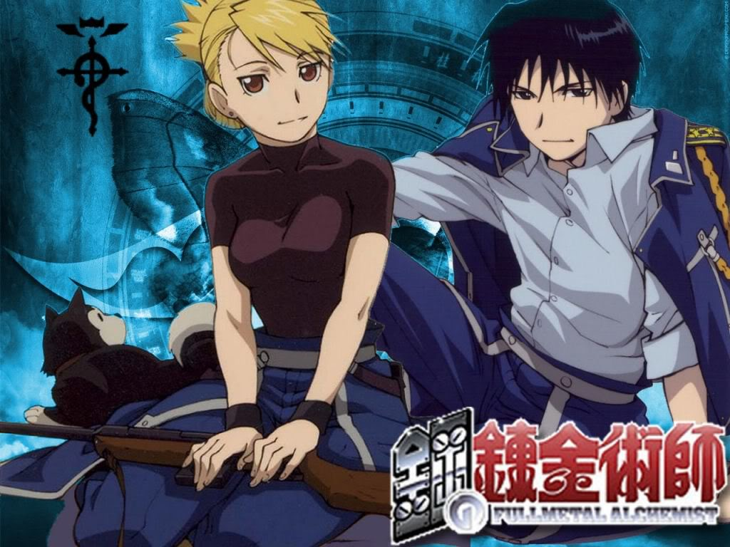 Roy Mustang Images Roy Mustang Hd Wallpaper And Background Photos