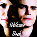 "SE - ""Welcome Back"" - stefan-and-elena icon"