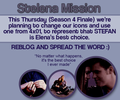 STELENA MISSION !!! - stefan-and-elena photo