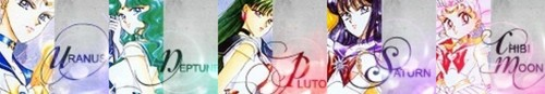 Sailor Moon Icon Banners