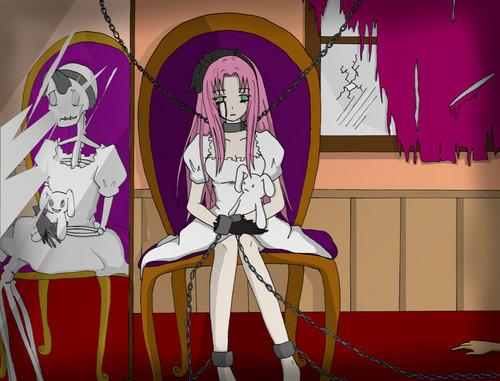 "Sakura ""trapped soul"""