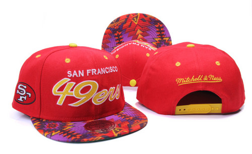 San Francisco 49ers Snapback Hats