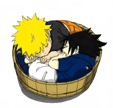 Sasuke & 나루토