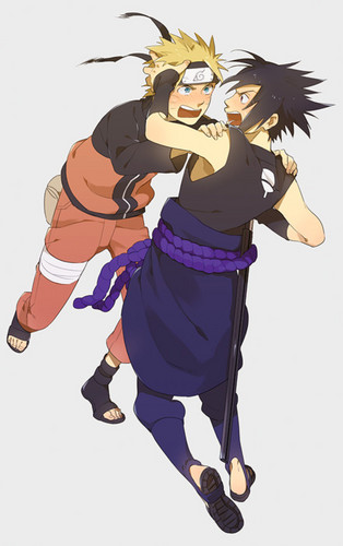 Sasuke & 火影忍者