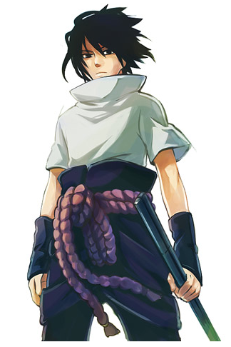 Sasuke Uchiha wallpaper probably with a tabardo, tabard and a surcoat, sobretudo titled Sasuke Uchiwa