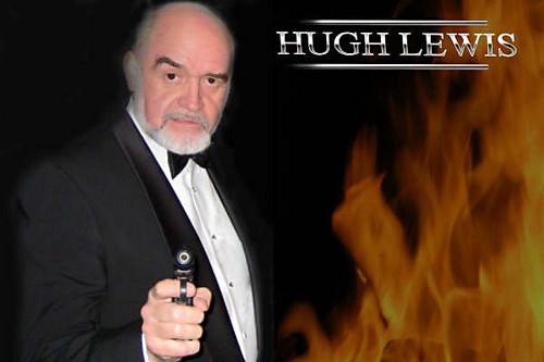 Sean Connery Lookalike Hugh Lewis U.K.