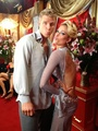 Sean &amp; Peta - dancing-with-the-stars photo