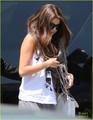 Selena in may 15 afternoon at dance studio ,Calif - selena-gomez photo