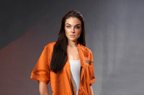 Serinda as Erica Reed in Breakout Kings