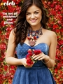 Seventeen Magazine - JuneJuly 2013 - lucy-hale photo