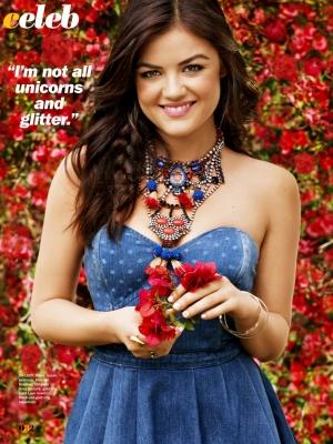 Seventeen Magazine - JuneJuly 2013
