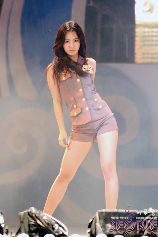 Sexy Kwon Yuri