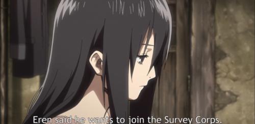 Shingeki no Kyojin Episode 1 Screenshot
