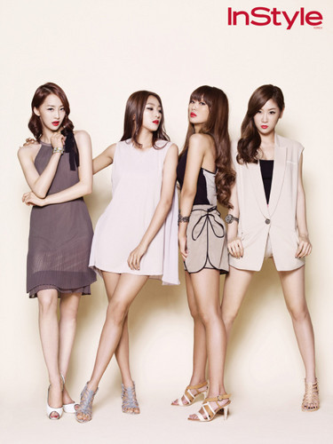 Sistar - 'Instyle'