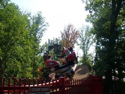 Six Flags St. Louis Tony Hawk's Big Spin