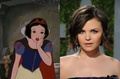 Snow White's Celebrity Look Alike