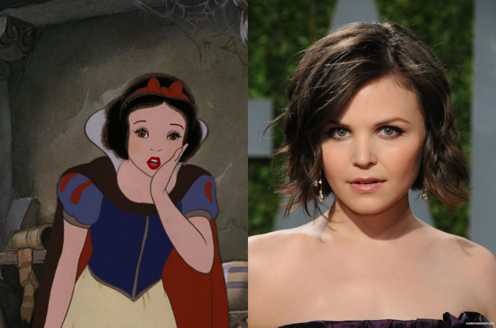 Snow White S Celebrity Look Alike Disney Princess Photo 34408773