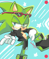 Some cute Scourge.. - scourge-the-hedgehog photo