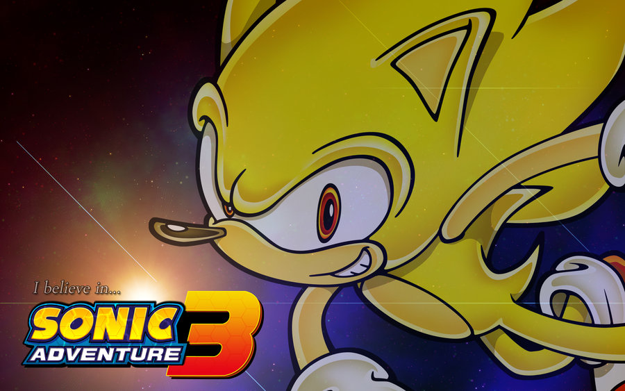 Sonic Adventure 3 wallpaper - Sonic the Hedgehog Photo (34446030