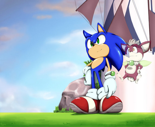 Sonic Unleashed Ending