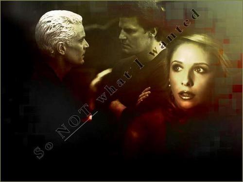 Spike , Angel & Buffy