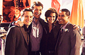Stanathan-BTS - nathan-fillion-and-stana-katic photo