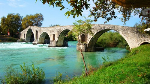Stone Bridge, Arta, Greece