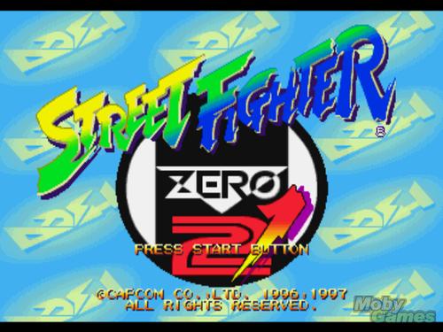 đường phố, street Fighter Collection screenshot