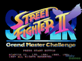 Street Fighter Collection screenshot - street-fighter photo
