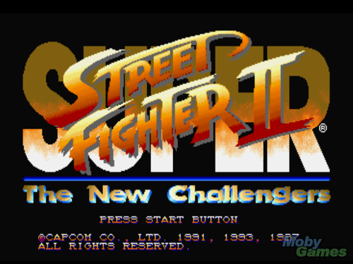 đường phố, street Fighter Collection screenshot