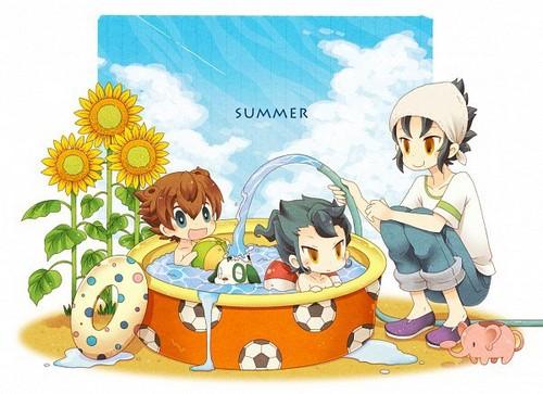 Summer *w*
