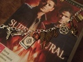 Supernatural Charm Bracelet - supernatural photo