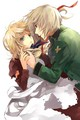 Switzerland and Liechtenstein - hetalia-couples photo