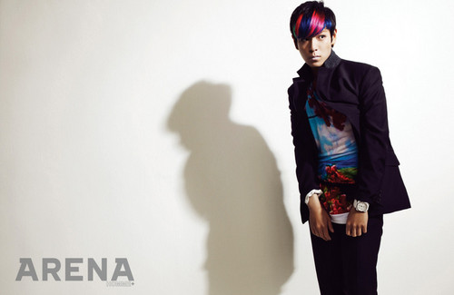 T.O.P for ARENA (June 2010)