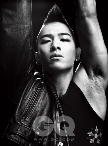 TAEYANG for GQ (January 2010)
