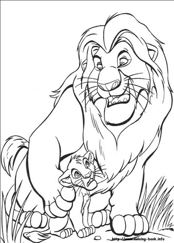 TLK coloring pages
