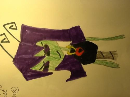 Tallest Helena (Purple's Wife