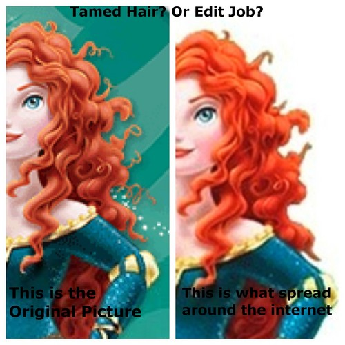 Tamed Hair?