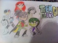 Teen Titans GO! - total-drama-island-fancharacters fan art