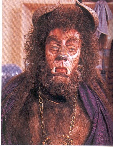 Terrence Mann As Beast