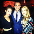 The Arrow cast at The CW Upfronts After Party 2013 - arrow-cw photo