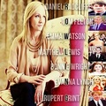 The Big 7 - Rowling - harry-potter fan art