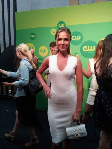 The CW's 2013 Upfront: Arielle Kebbel