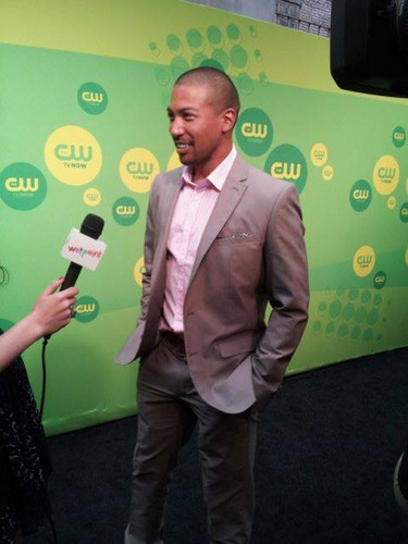 The CW's 2013 Upfront: Charles Michael Davis