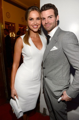 The CW's 2013 Upfront: DAniel Gillies and Arielle Kebbel