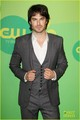 The CW's 2013 Upfront: Ian Somerhalder - the-vampire-diaries-tv-show photo