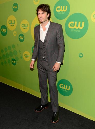 The CW's 2013 Upfront: Ian Somerhalder