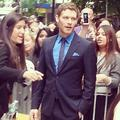 The CW's 2013 Upfront: Joseph Morgan - the-vampire-diaries-tv-show photo