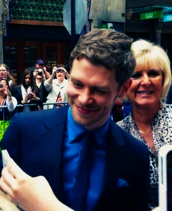 The CW's 2013 Upfront: Joseph morgan