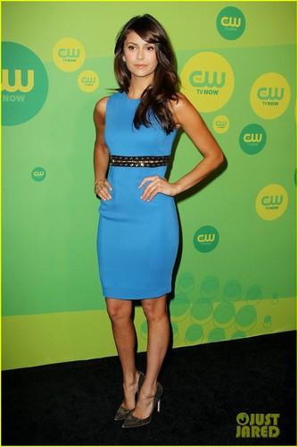 The CW's 2013 Upfront: Nina Dobrev